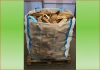 Fichte-Tanne ca. 1.3 srm - Big Bag | Holzstück-Länge ca. 25 cm