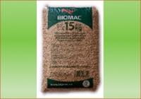 Pellets - Biomac - Top | 15kg-Sack Ökopellets  Ö-Norm - helle